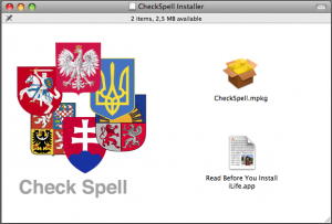 checkspell-installer