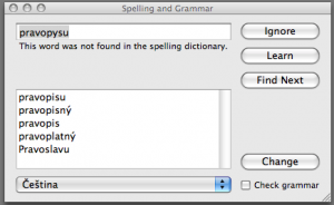 spelling-and-grammar