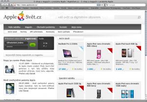 E-shop a magazín s produkty Apple | AppleSvet.cz - E-shop a magazín s produkty Apple