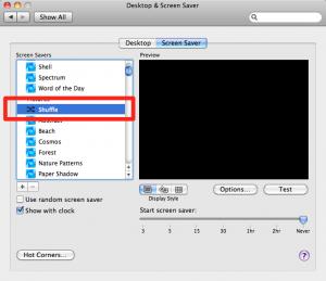 (06) Desktop & Screen Saver
