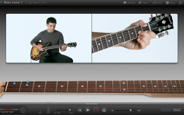 Apple garageband learn about flex time and other new features html autos weblog