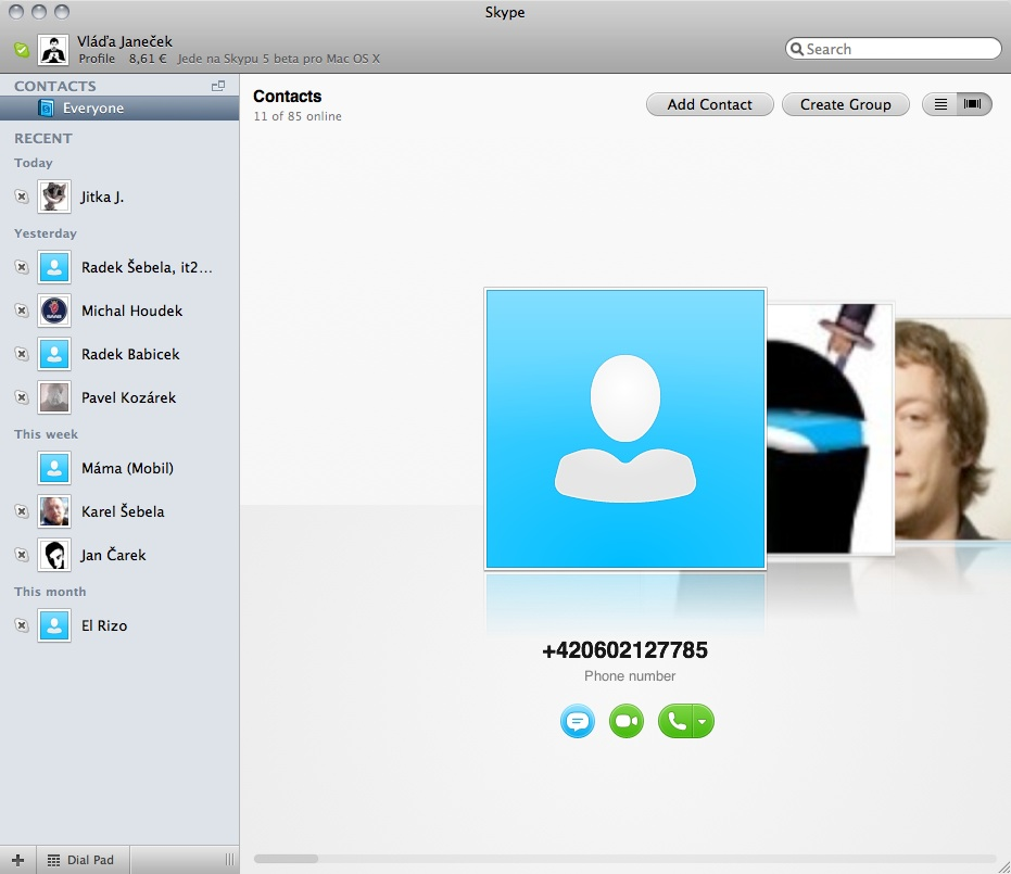Skype Push To Talk