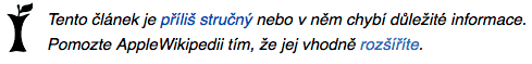 AppleWikipedia.org ohryzek