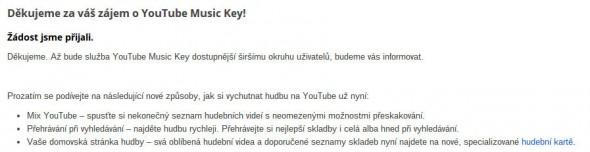 YouTube Music Key 2
