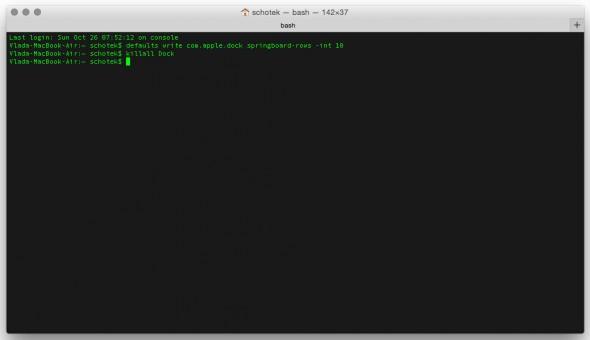 launchpad mini terminal
