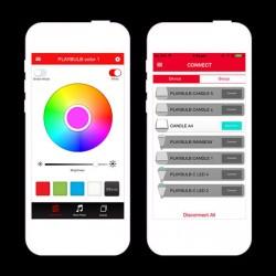playbulb candle aplikace