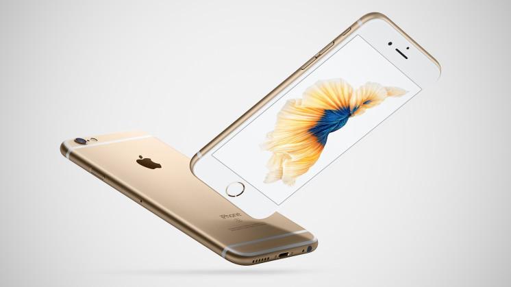 Apple spustil servisní program pro iPhony 6S a 6S Plus
