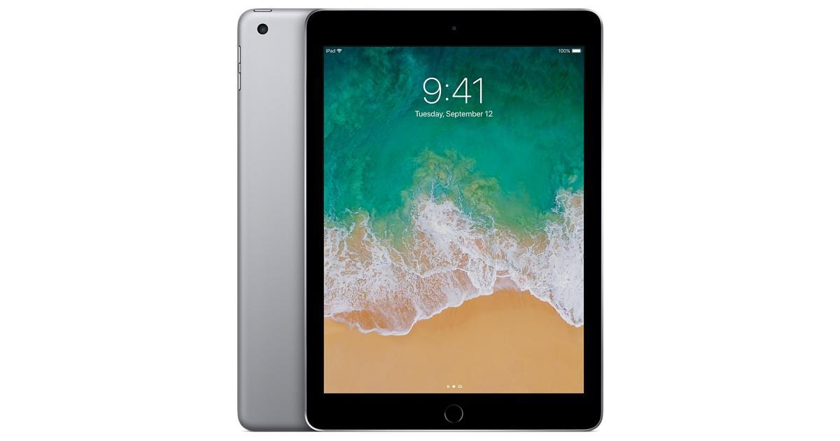 Základní iPad dostane pouze lepší procesor