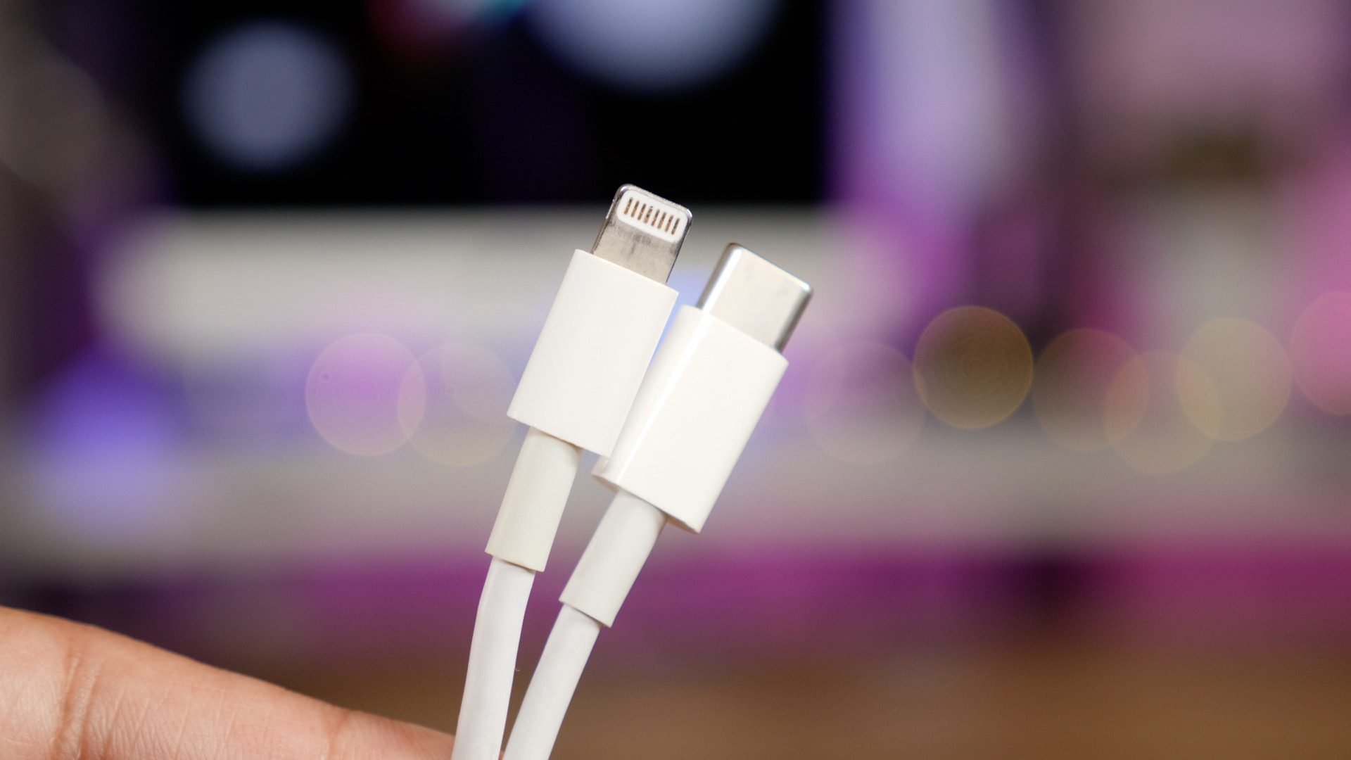USB-C a Lightning