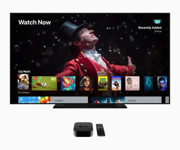 Poslední betaverze tvOS 13.4 odhalila novou Apple TV 4K