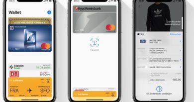 Apple Pay v Německu