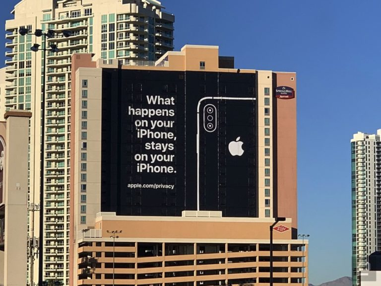 CES 2019 - Co se stane na Vašem iPhone, zůstane na Vašem iPhone