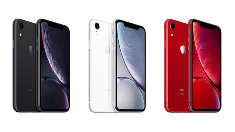 iPhone XR byl nejprodávanějším smartphonem na světě v roce 2019