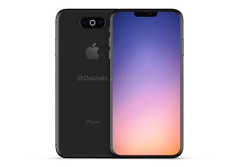 iPhone 2019 - první rendery