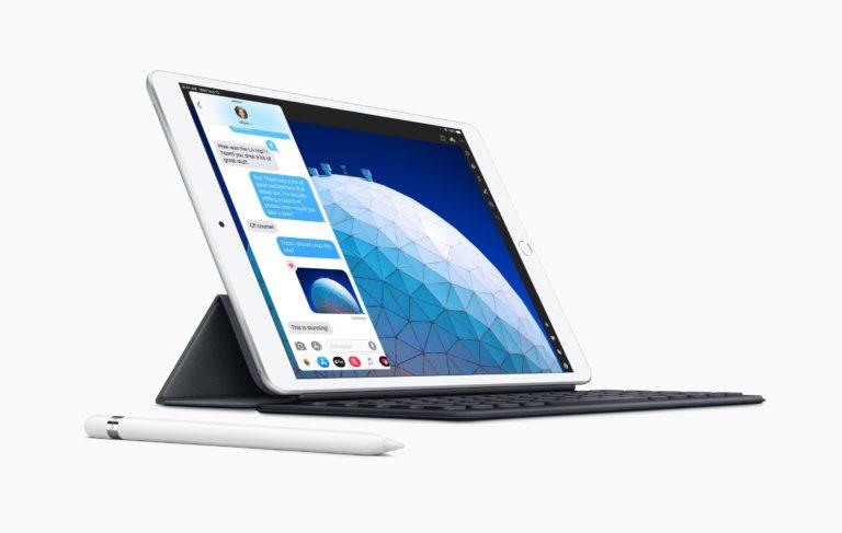 Apple spustil servisní program pro iPad Air třetí generace. Některým zařízením selhává obrazovka