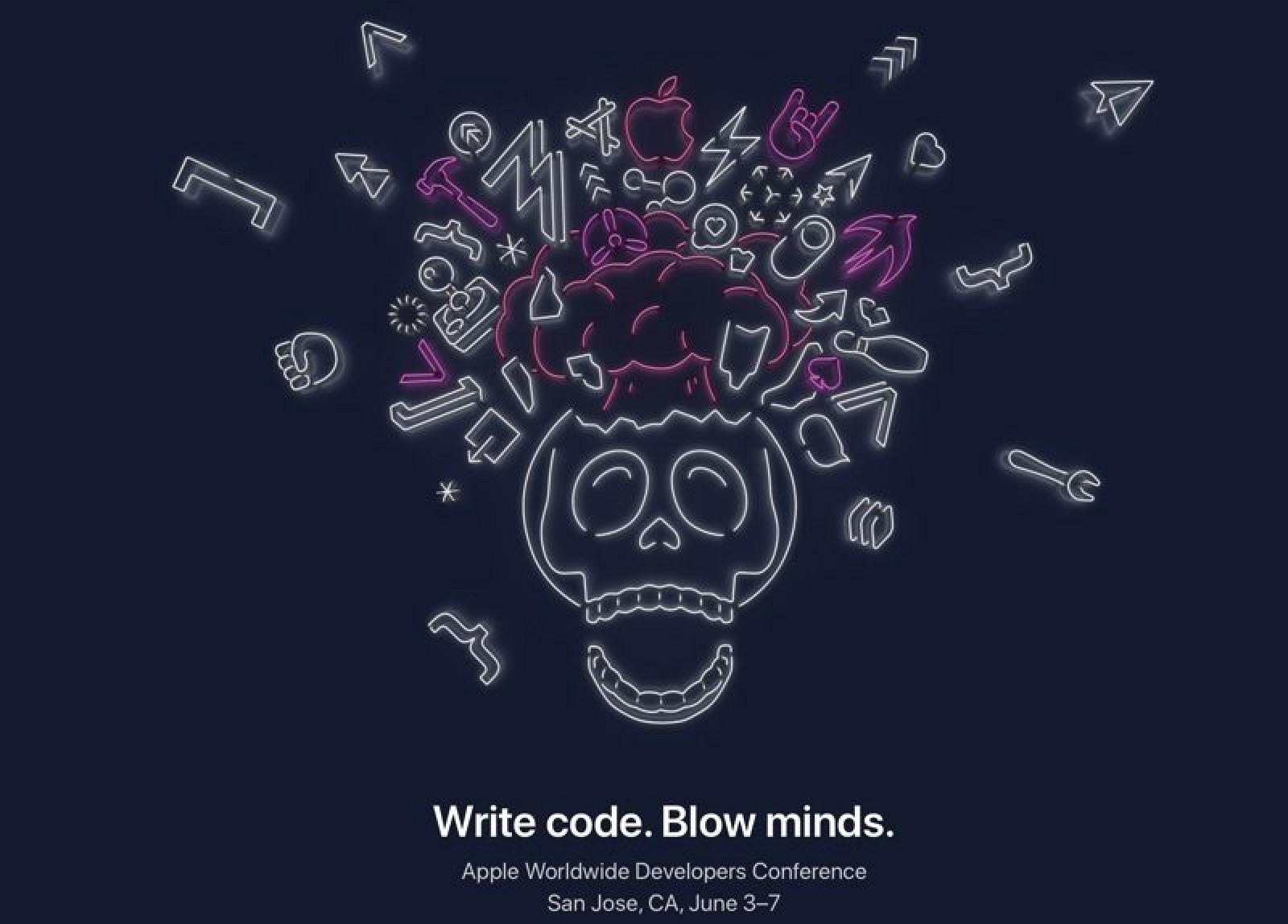Pozvánka na WWDC 2019