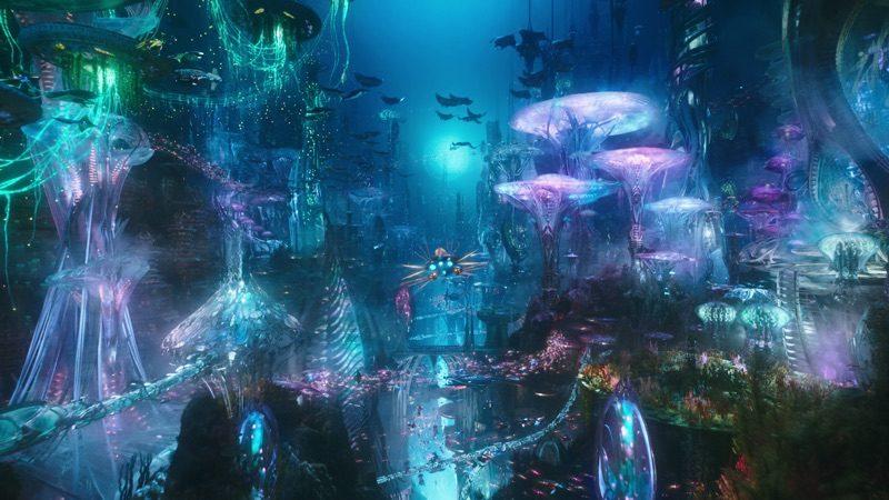 Aquaman na torrentech pravděpodobně pochází z iTunes
