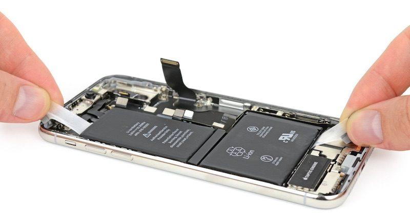 iFixit - oprava baterie