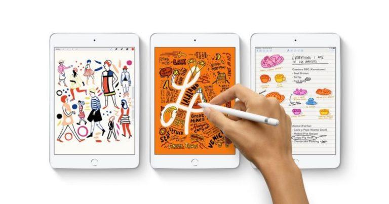 """Nový iPad mini šesté generace by měl přijít v březnu s úzkými rámečky a větší 8,4"""" obrazovkou"""