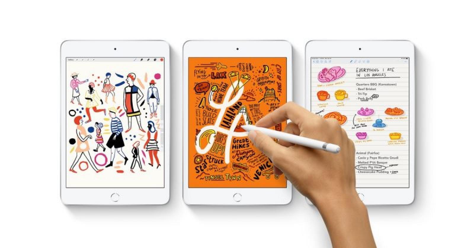 iPad mini páté generace
