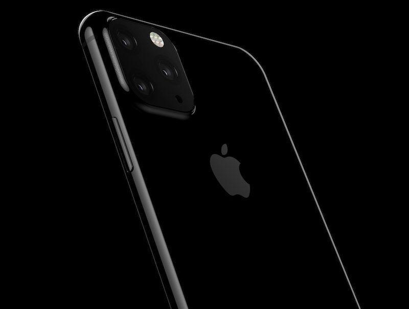 Nové iPhony budou mít tři kamerky fotoaparátu