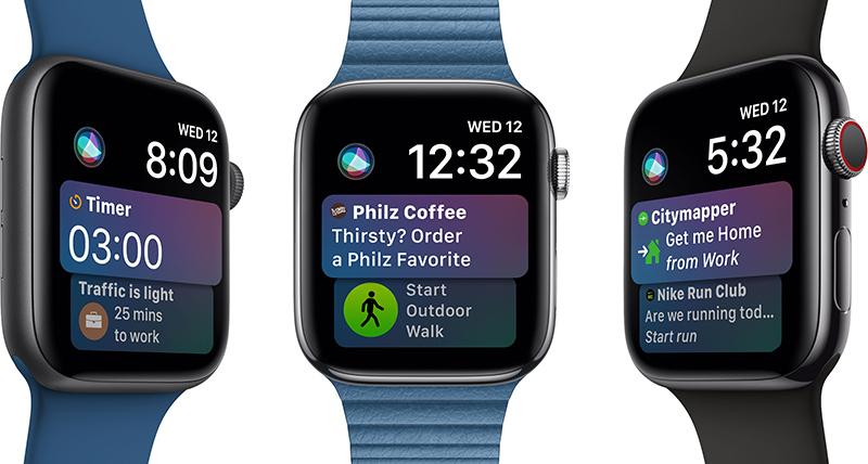 Někteří majitelé Apple Watch Series 3 dostanou rovnou Series 4
