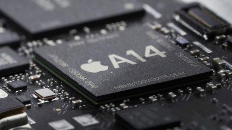Procesor Apple A14 bude první vyráběný 5 nm procesem