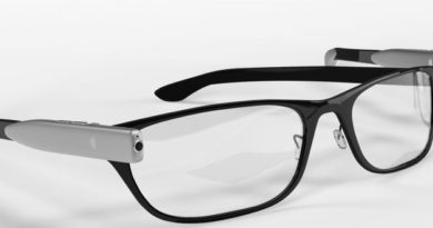 Apple Glasses koncept