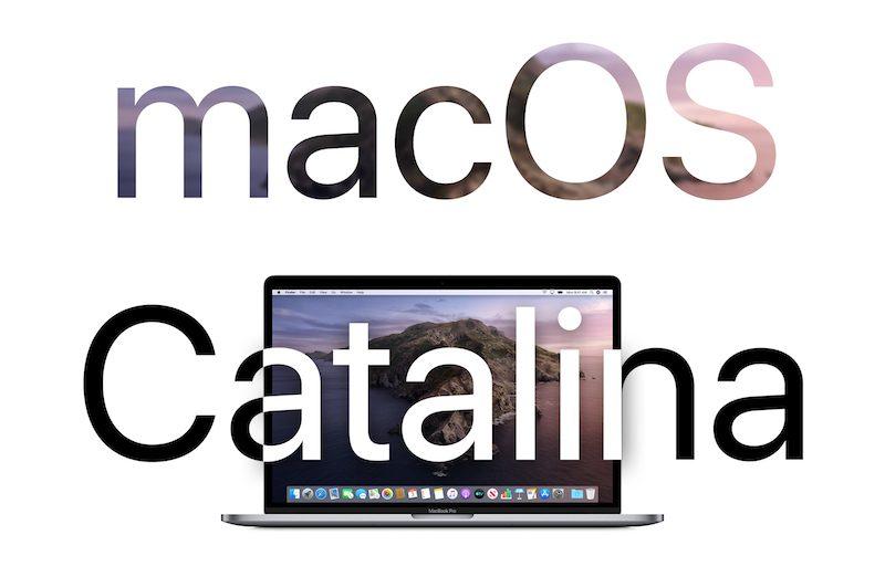 Vyšel operační systém macOS 10.15 Catalina