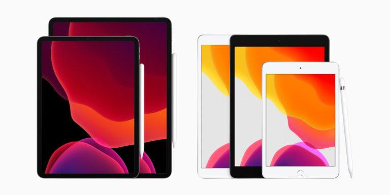 Trh s tablety klesá, ale prodeje iPadů přesto rostou. Pomohly i draží Pro modely