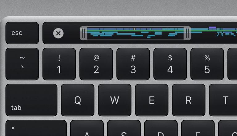 """Staronová klávesnice - 16"""" MacBook Pro"""