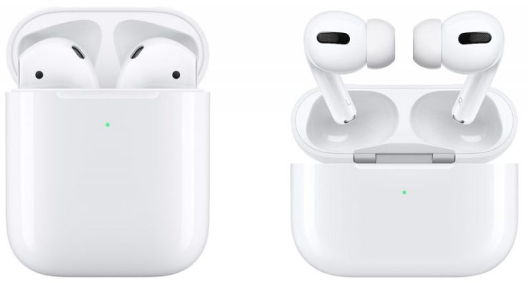 Apple snižuje výrobu bezdrátových sluchátek AirPods