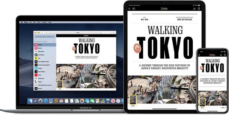 Služba Apple News+ neláká uživatele. Apple zvažuje společný balíček s Apple Music a TV+