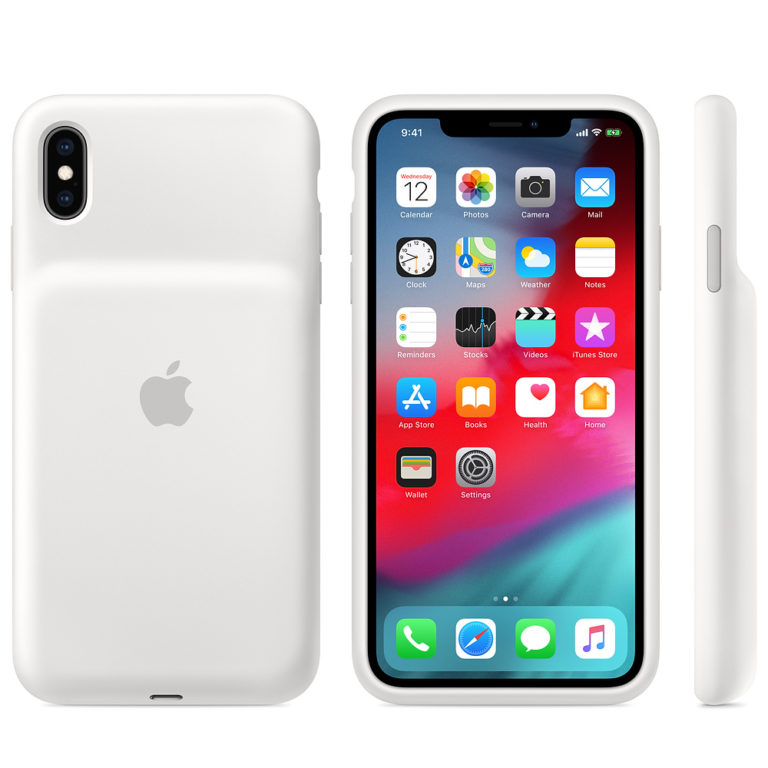 Apple spustil výměnný program pouzder Smart Battery Case pro iPhone XS, XS Max a XR