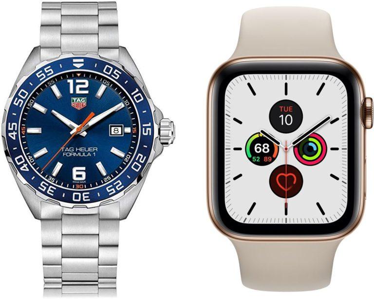 Apple Watch v prodejích překonaly všechny švýcarské hodinky dohromady