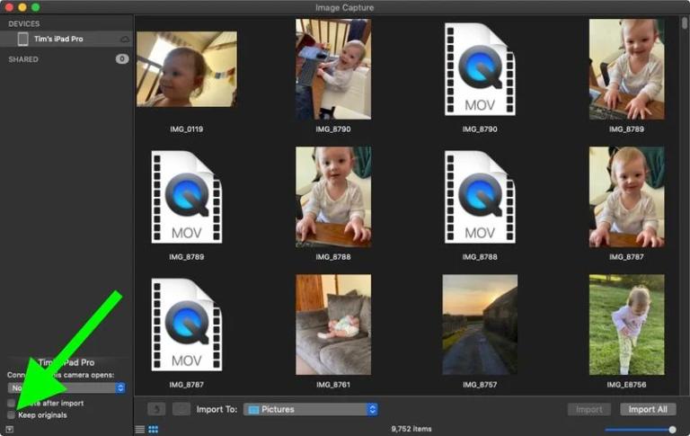 Nová chyba v aplikaci Přenos obrázků na macOS dokáže rychle zaplnit váš disk