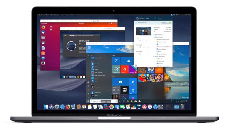 Chyba v aktualizaci macOS 10.15.6 Catalina způsobuje pády virtualizačních nástrojů jako VMware a VirtualBox