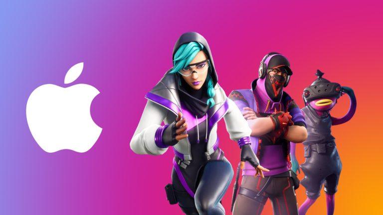 Microsoft straní Epic Games ve sporu s Applem. Blokování Unreal Engine ovlivní mnoho vývojářů