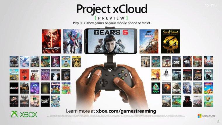 Herní streamovací služba xCloud má červenou proto, že Apple není schopen zkontrolovat každou z nabízených her
