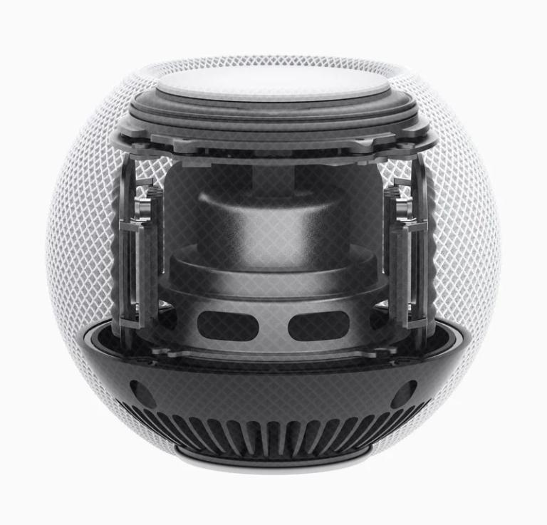 HomePod mini. Menší chytrý reproduktor s procesorem S5 za dostupnou cenu