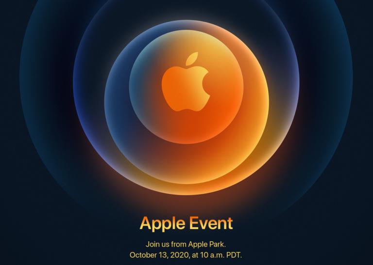 Říjnová Keynote má datum. Na nové iPhony 12 se můžeme těšit v úterý 13.10.
