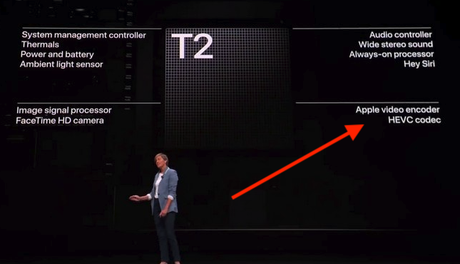 Pro přehrání 4K HDR videí ve službě Netflix potřebujete Mac s macOS Big Sur a T2 čipem