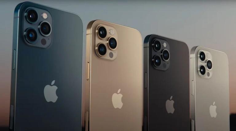 Všechny nové iPhony 12 mají o něco menší kapacitu baterie než předchůdci
