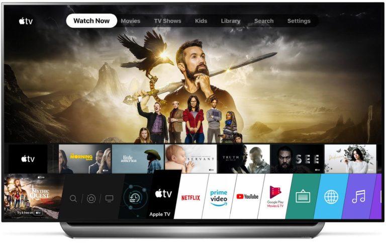 Majitelé starších televizí LG se přeci jen dočkali. Softwarová aktualizace dodá podporu funkcí AirPlay 2 a HomeKit