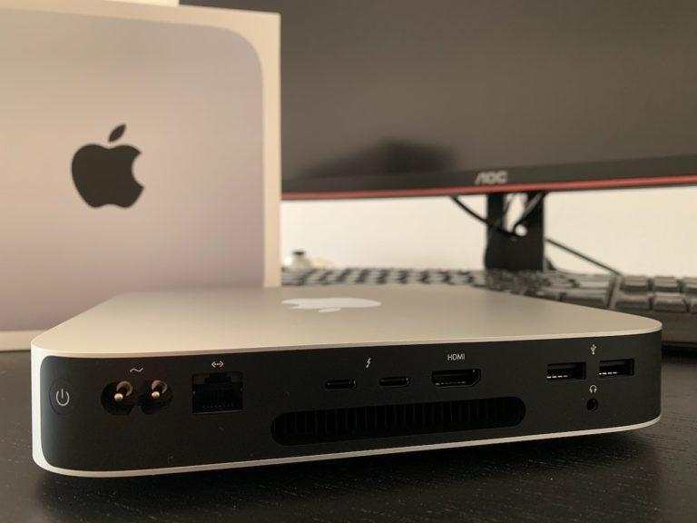 Mac mini M1 trápí další problémy. Při probuzení ze spánku nefunguje připojený monitor