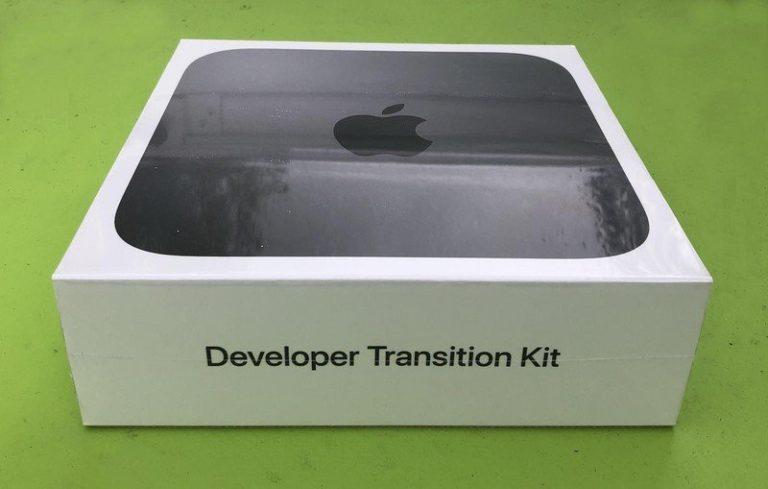 Apple žádá vývojáře o vrácení DTK Macu mini s procesory A12Z a nabízí 200 USD. Vývojáři jsou rozhořčeni