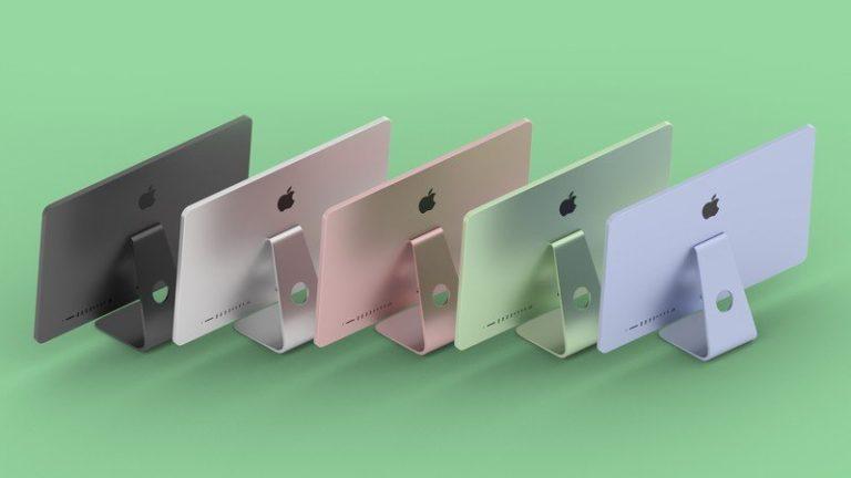 Zítra mohou být představeny také barevné počítače iMac. Naznačuje to spolehlivý zdroj