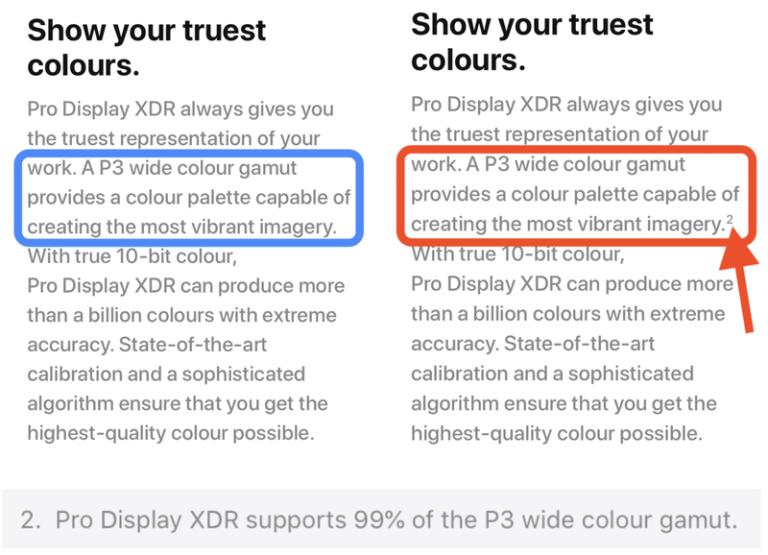 Apple ve Spojeném království mění popisky u Pro Display XDR z důvodu zavádějících tvrzení
