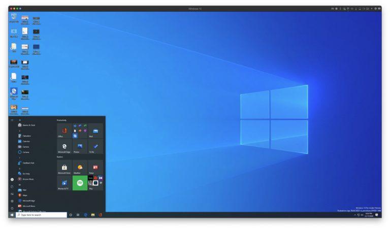 Parallels 16.5 umí oficiálně virtualizovat Windows na počítačích Mac s M1. Legální licenci Windows 10 ARM však nekoupíte