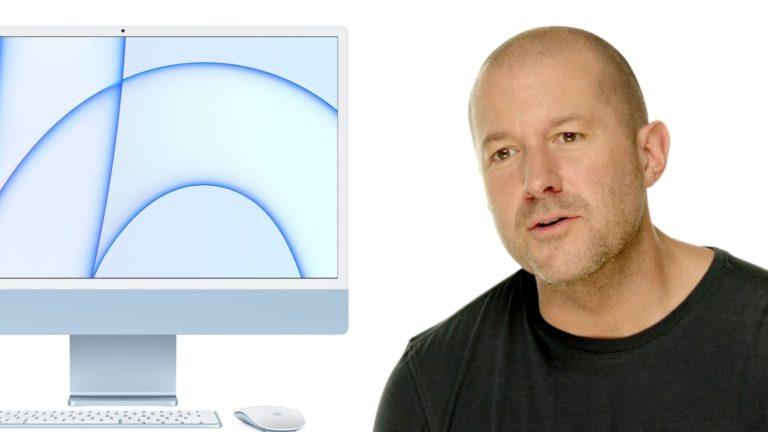 Jony Ive se podepsal na designu nových barevných počítačů iMac s M1 procesory